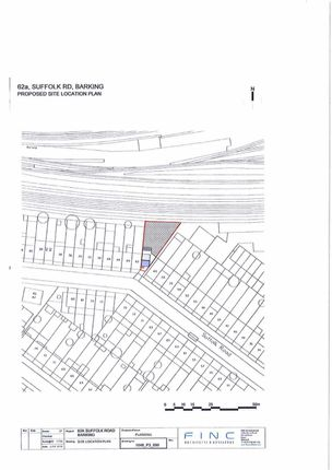 Thumbnail Land for sale in Suffolk Road, Barking