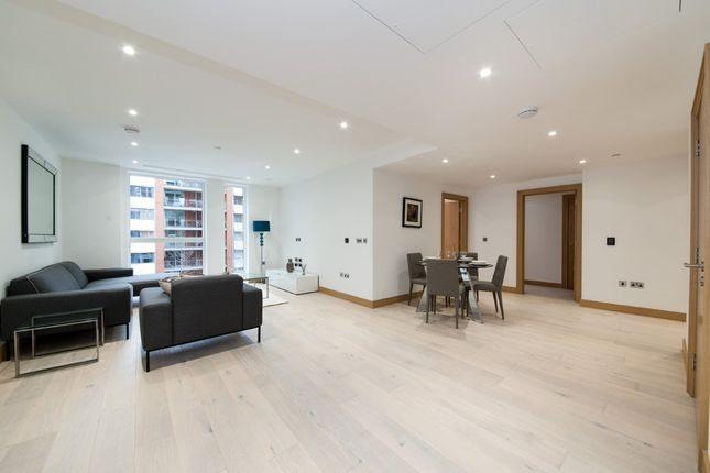 Thumbnail Flat to rent in Hermitage Street, Westminster