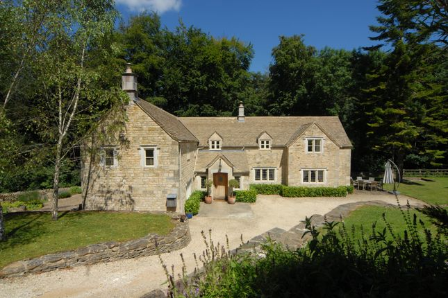 Thumbnail Country house for sale in Near Birdlip, The Cotswolds