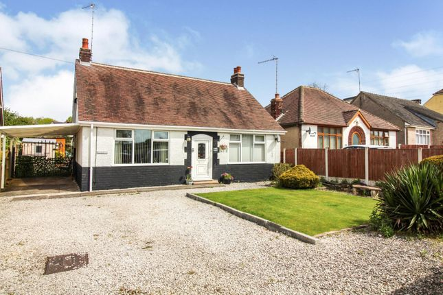 2 bed detached bungalow for sale in Dark Lane, North Wingfield S42