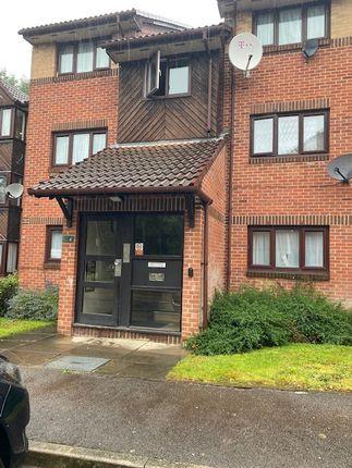 Thumbnail Flat to rent in Bradman Row, Edgware