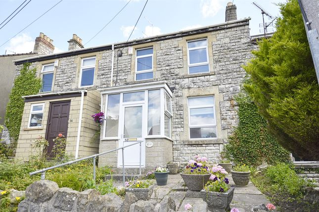 Thumbnail Cottage for sale in Bath Old Road, Radstock, Somerset