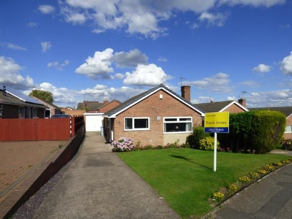 Thumbnail Bungalow for sale in Westbrook Drive, Rainworth, Nottinghamshire
