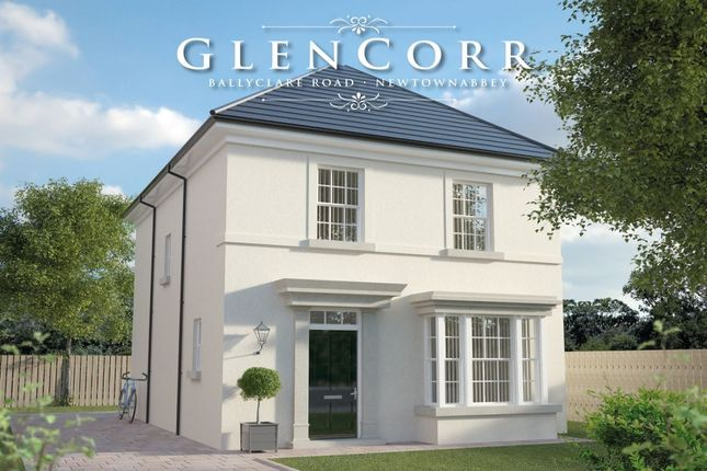 Thumbnail Detached house for sale in Glen Corr, Newtownabbey