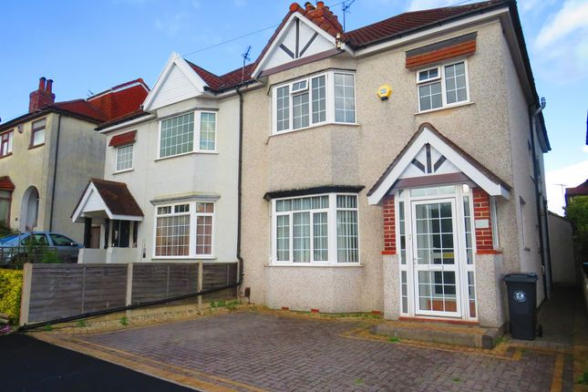 Thumbnail Semi-detached house for sale in Woodchester Road, Westbury On Trym, Bristol