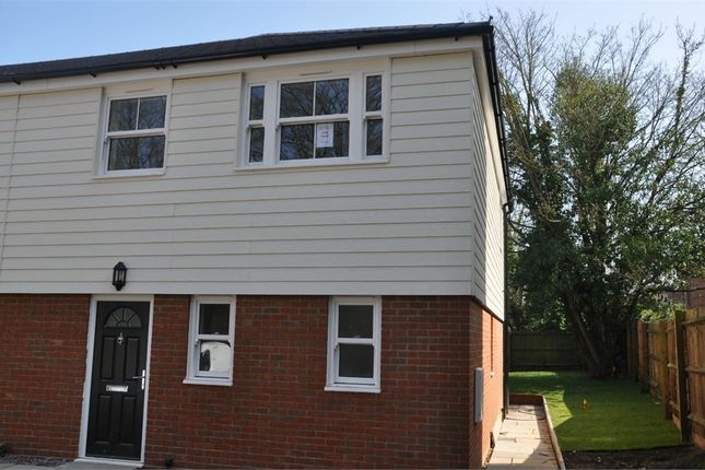 Thumbnail End terrace house for sale in Pitfields, Great Baddow, Chelmsford, Essex