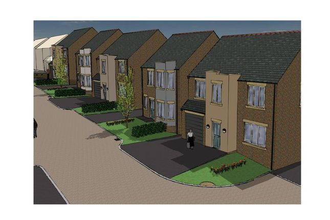Thumbnail Detached house for sale in Plot 12 - The Elvin, Petersfield, Elvin Way, Chesterfield