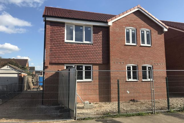 Thumbnail Semi-detached house for sale in Bosworth Way, Long Eaton, Nottingham