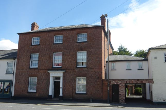 Thumbnail Flat to rent in South Street, Leominster