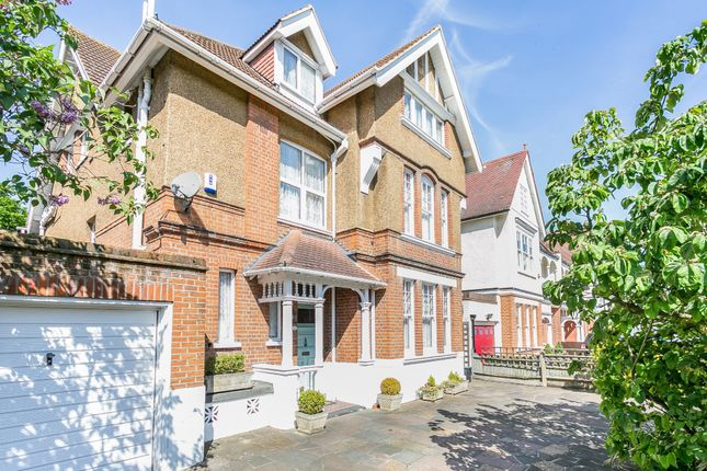 Thumbnail Detached house for sale in Grove Park Road, London