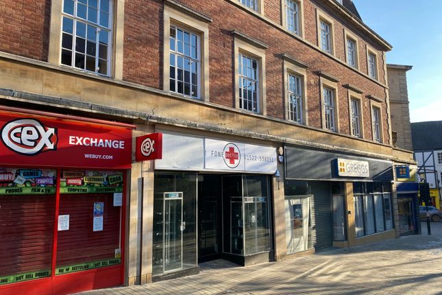 Thumbnail Retail premises to let in St Peter At Arches, High Street, Lincoln