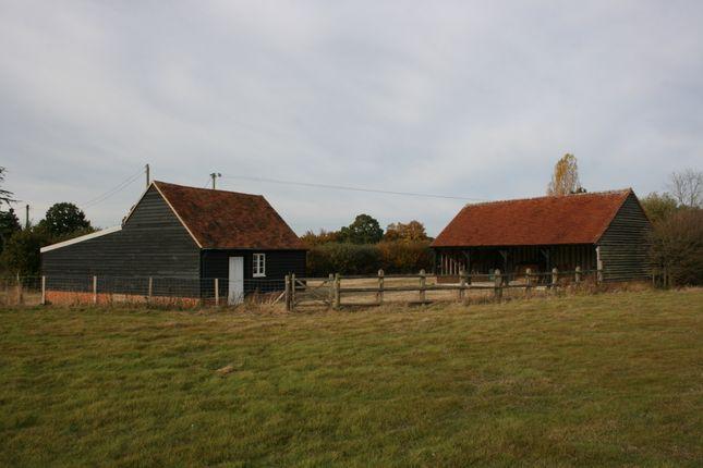Thumbnail Barn conversion for sale in Milebush Lane, Marden