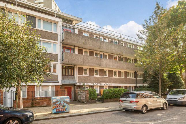 4 bed flat for sale in Joseph Trotter Close, Finsbury Estate, London EC1R