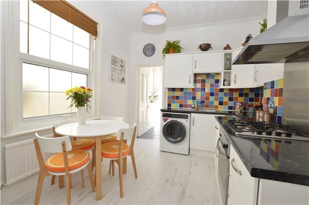 Thumbnail Flat for sale in St. Saviours Road, St Leonards-On-Sea, East Sussex