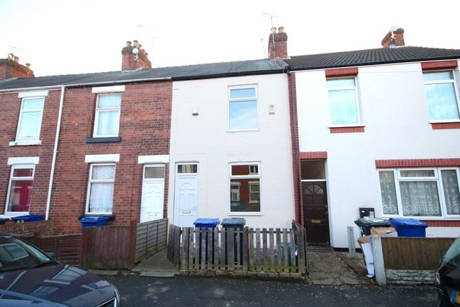 2 bedroom terraced house to rent in Ronald Road, Balby, Doncaster