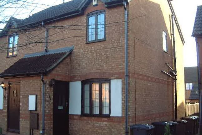 Thumbnail Semi-detached house to rent in Ivybridge Close, Oakwood, Derby