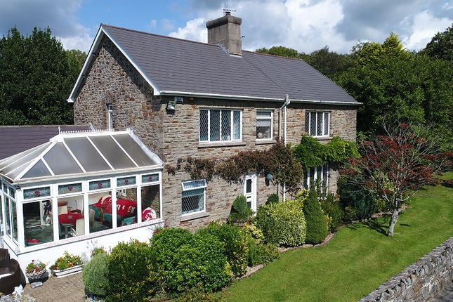 Thumbnail Detached house for sale in Hirwaun Farm Margam, Port Talbot, Neath Port Talbot.