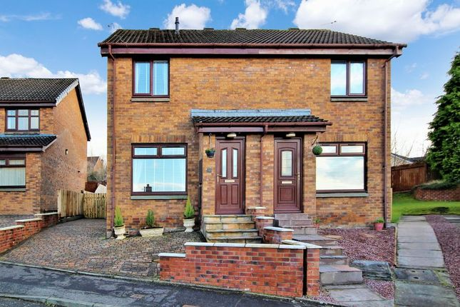 Thumbnail Property for sale in Chestnut Grove, Motherwell