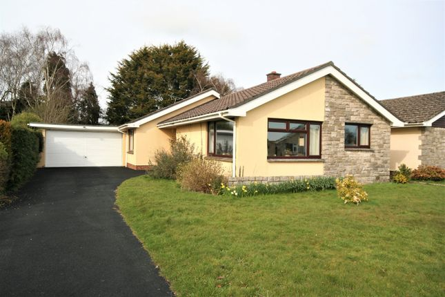 Thumbnail Detached bungalow for sale in Crumplers Close, Lytchett Matravers, Poole, Dorset