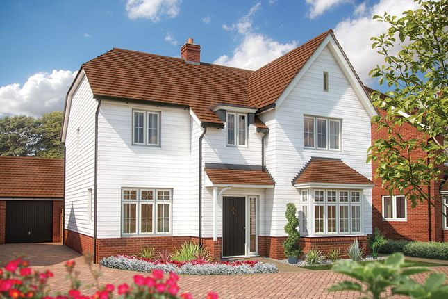 "Thumbnail Detached house for sale in ""The Birch"" at Horebeech Lane, Horam, Heathfield"