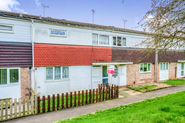 Thumbnail Terraced house for sale in Bushley Close, Woodrow, Redditch