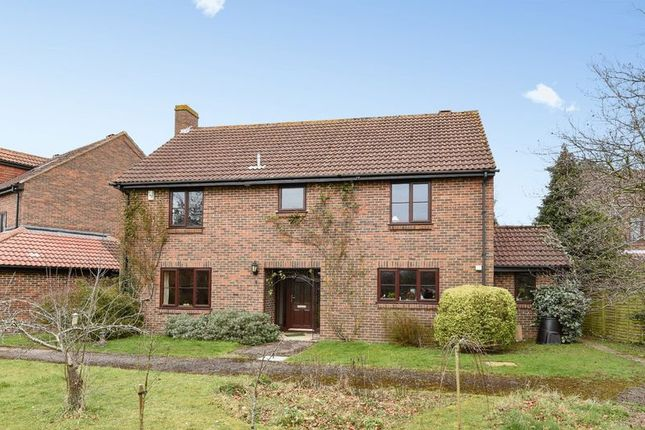 5 bed detached house for sale in Lyon Close, Abingdon