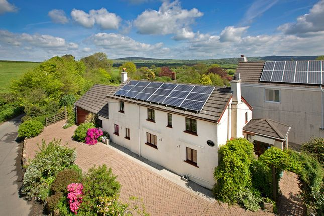Thumbnail Detached house for sale in St. Dominick, Saltash