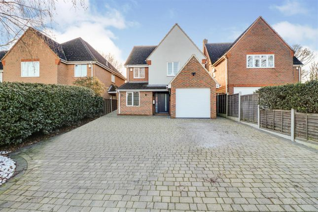 5 bed detached house for sale in Rectory Avenue, Ashingdon, Rochford SS4