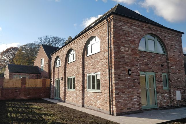 Thumbnail Barn conversion to rent in Hagley Farm Barns, Slitting Mill, Rugeley