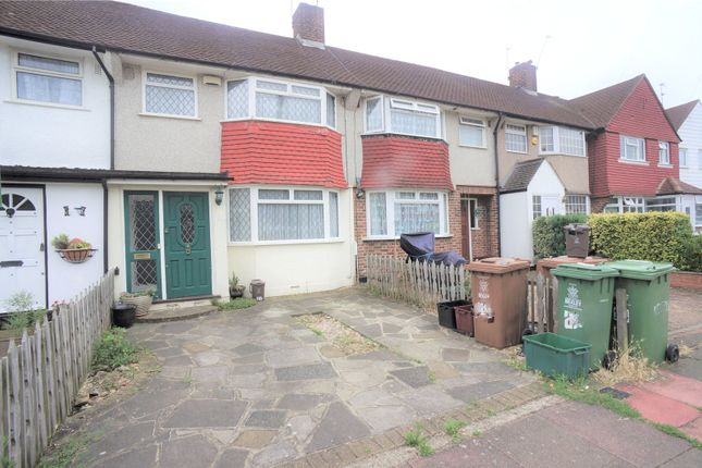 Thumbnail Terraced house to rent in Norfolk Crescent, Sidcup