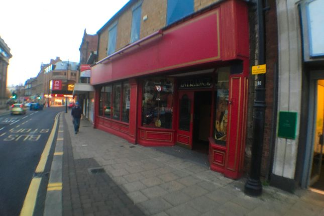 Thumbnail Retail premises to let in Wellgate, Rotherham, South Yorkshire