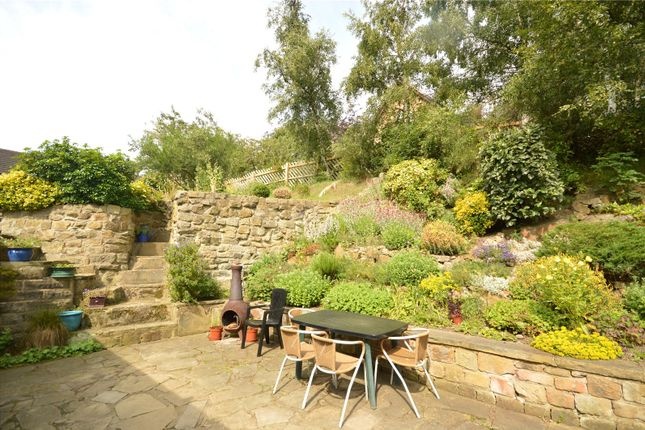 Rear Garden of Woodside Hall, Woodside Hill Close, Horsforth, Leeds LS18