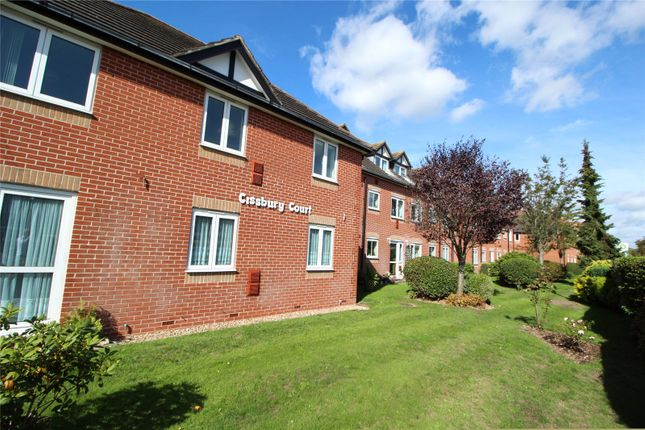 Thumbnail Flat for sale in Cissbury Court, Findon Road, Findon Valley, West Sussex