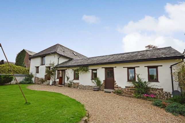 Thumbnail Semi-detached house for sale in Lapford, Crediton