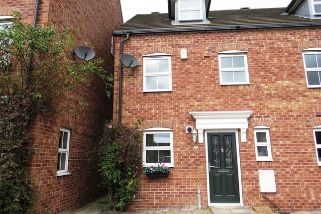 Thumbnail Semi-detached house to rent in Sandwath Drive, Church Fenton, Tadcaster