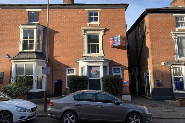 Thumbnail Office for sale in De Montfort Street, Leicester