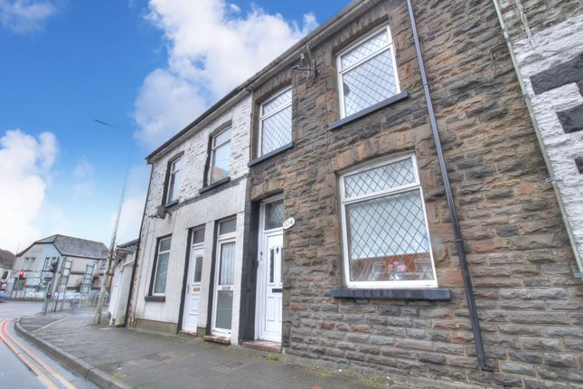 Thumbnail Terraced house for sale in Partridge Road, Llwynypia, Tonypandy