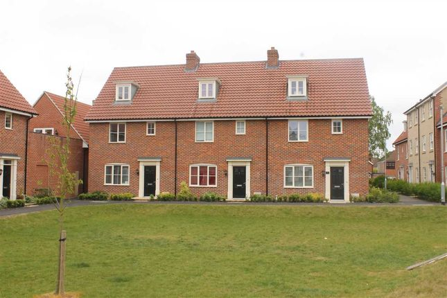3 bed end terrace house to rent in Willis Crescent, Ipswich