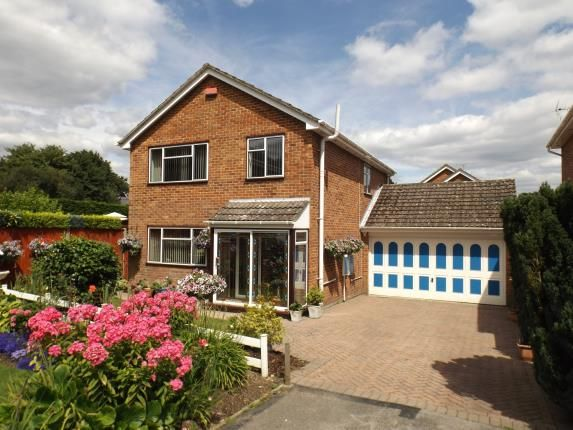 Thumbnail Detached house for sale in Marchwood, Southampton, Hampshire