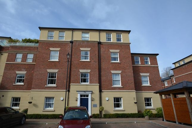 Thumbnail Flat to rent in The Old Meadow, Shrewsbury