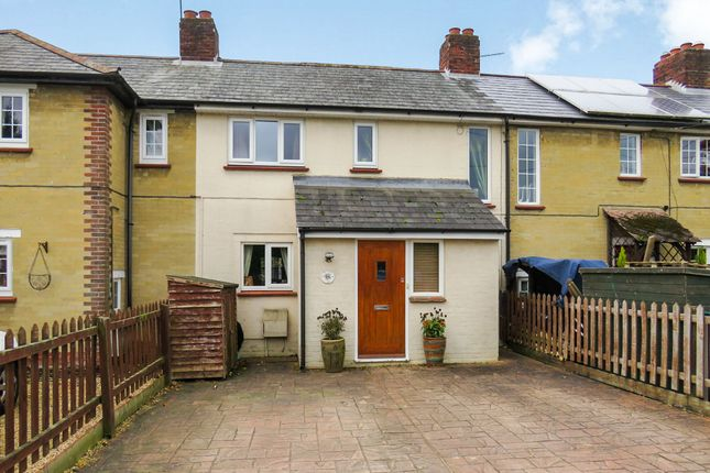 Thumbnail Terraced house for sale in Lovedon Lane, Kings Worthy, Winchester