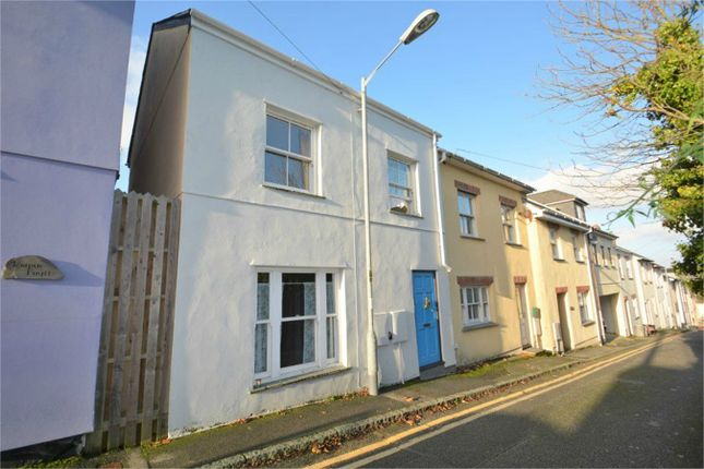 Thumbnail Town house for sale in New Windsor Terrace, Falmouth