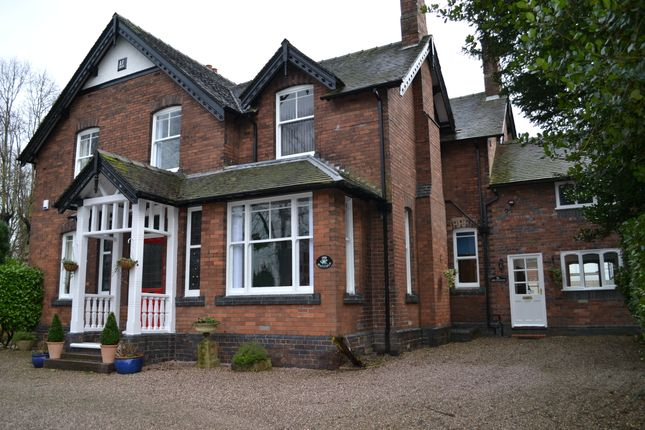 Detached house for sale in Longton Road, Trentham, Stoke-On-Trent