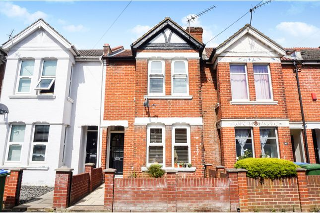 Thumbnail Terraced house for sale in Charlton Road, Shirley, Southampton