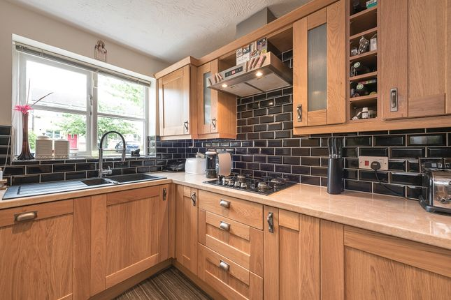 Kitchen of Kirkby Close, London N11