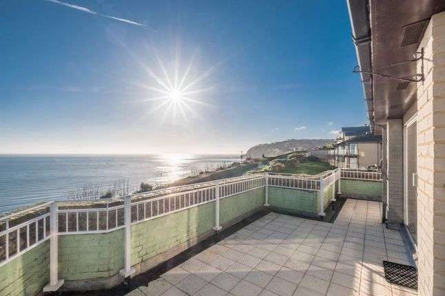 Thumbnail Flat for sale in Eastcliff Court, Crescent Road, Shanklin, Isle Of Wight