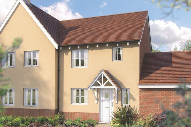"Thumbnail Semi-detached house for sale in ""The Southwold"" at Harbour Road, Seaton"