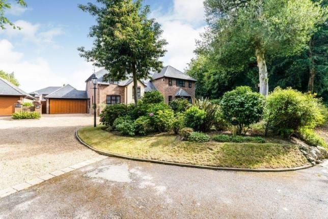 Thumbnail Detached house for sale in Langstone, Havant, Hampshire
