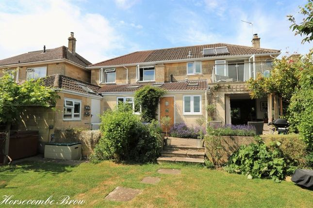 Detached house for sale in Horsecombe Brow, Combe Down, Bath
