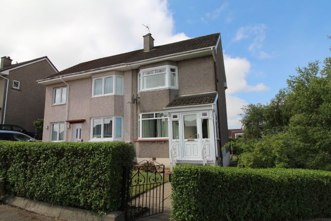 Thumbnail Semi-detached house for sale in Blairhill Street, Coatbridge